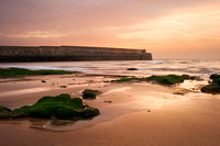 East Sands sunrise, St Andrews