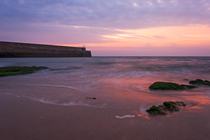 Adam Edwards Photography Scotland East Sands Sunrise